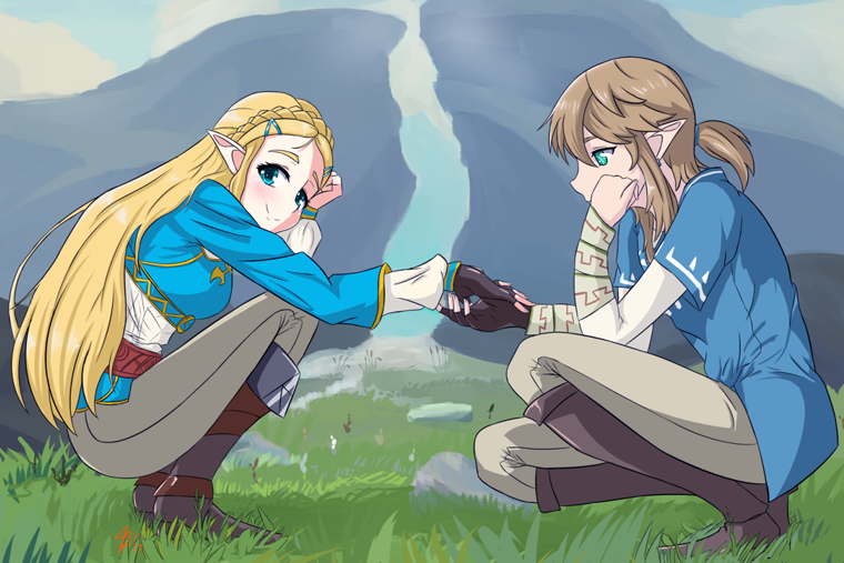 Crazy Things about Link and Zelda Relationship